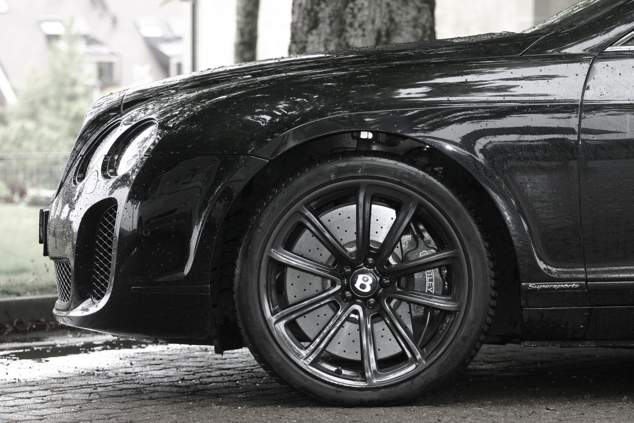 Bentley Conti Supersport Cab